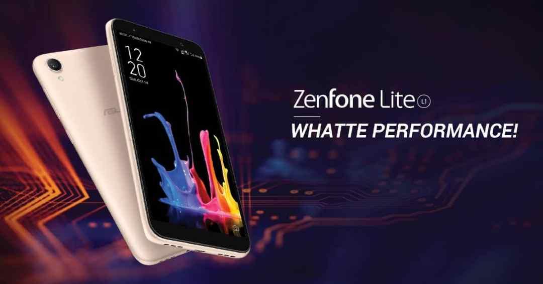 Zenfone Lite A1