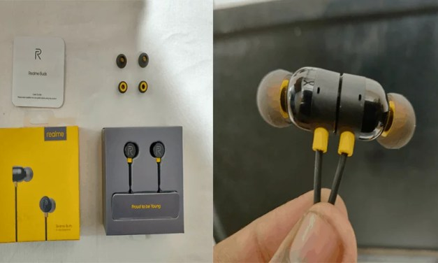 Realme Buds Earphone Unboxing & Review – Is this Affordable for Rs. 500? – Tanglish Version