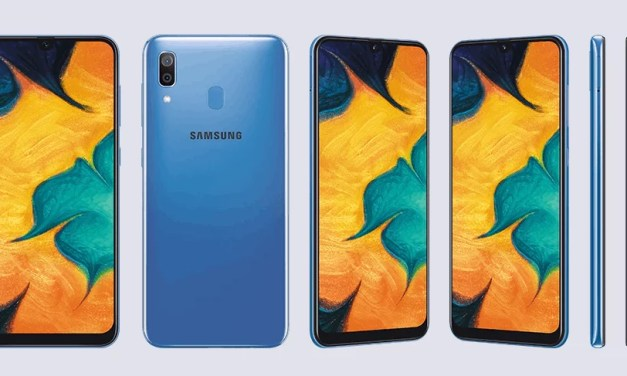 Samsung Launched Galaxy A30: Price, Specs & Features