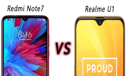 Realme U1 vs Redmi Note7: Price, Spec & features