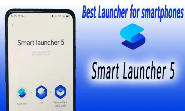 Best launcher for Android smartphones with well user experiences