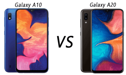 Samsung Galaxy A10 vs A20: Price, Specs & Features Compared
