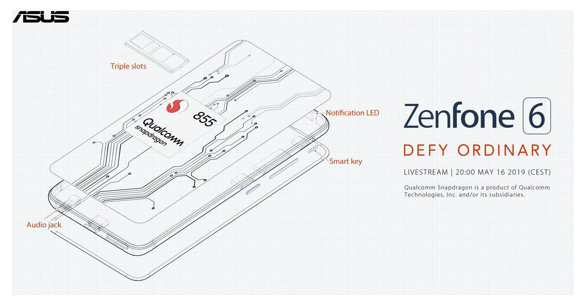 ASUS Zenfone 6 series: OnePlus 7 Pro Competitor?