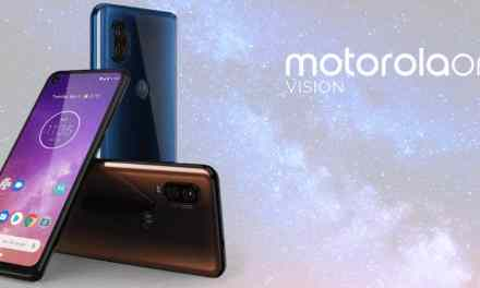 Motorola One Vision with punch-hole camera announced for India
