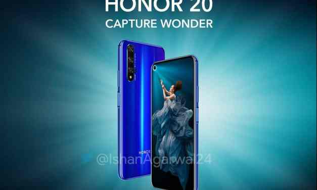 Honor 20 series in built with Super Bluetooth technology with more than 200 meters connection range