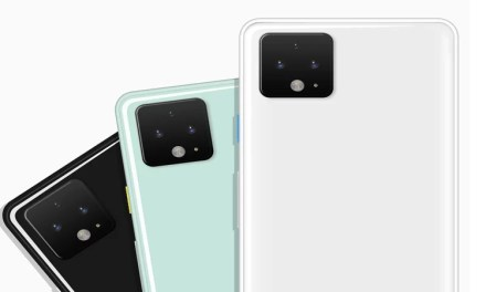 Google Pixel 4 new renders confirm 'No Notch' in display