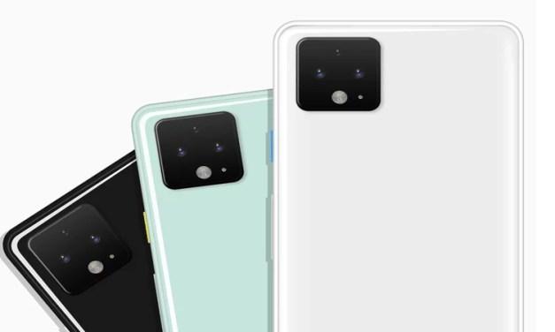 Google Pixel 4 new renders confirm 'No Notch' in display