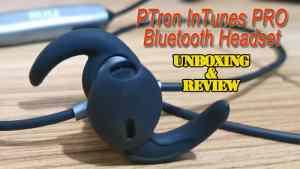 PTron Pro Bluetooth headset