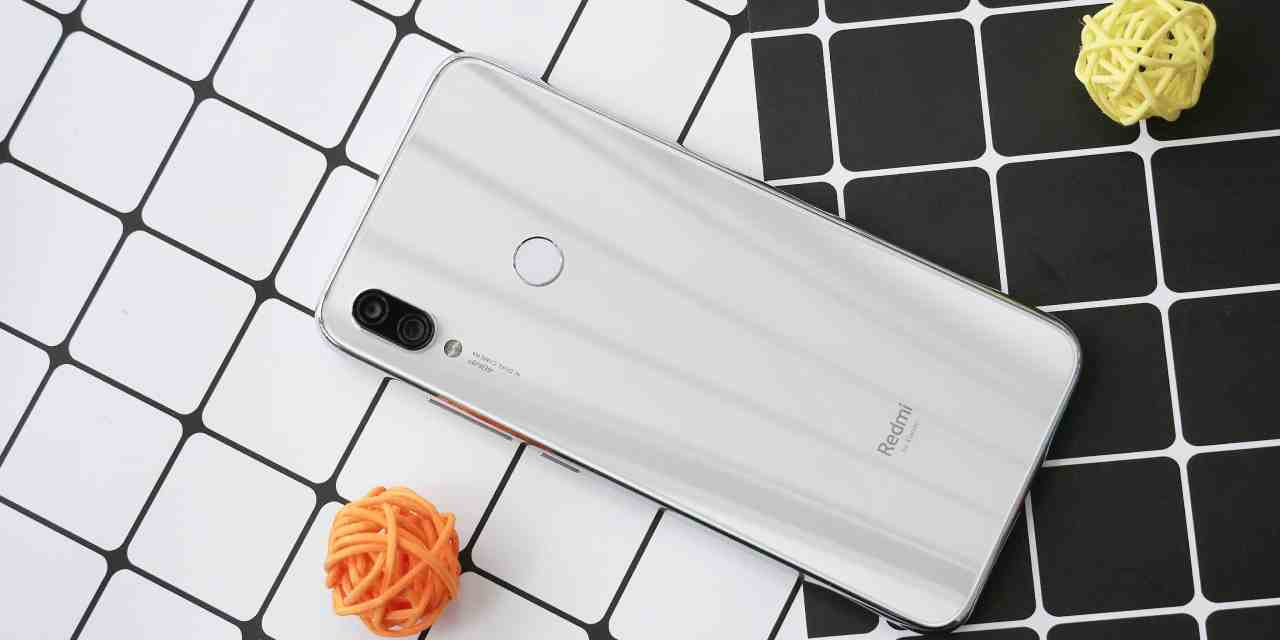 Redmi Note 7s & Note 7 Pro Astro White color variant launched in India