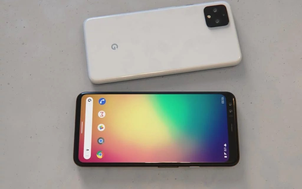[Exclusive] Google Pixel 4 XL 360-degree view confirms dual front & triple rear camera