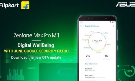 ASUS Max Pro M1 update brings Google Digital wellbeing
