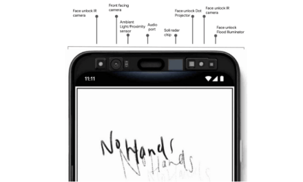 Google officially stated the two Pixel 4 features: Use Pixel 4 without touching
