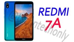 Redmi 7A Gradient color