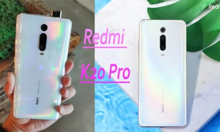 Redmi K20 & K20 Pro Pearl White color variant launched in India