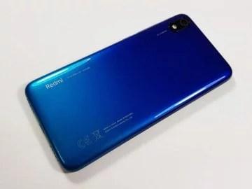 Redmi 7A blue color