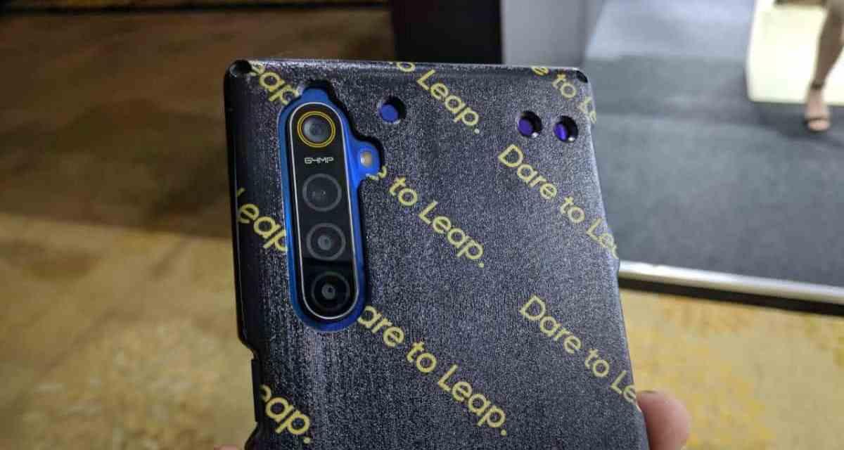 Realme 64MP camera technology announced: Is real 64MP camera sensor?
