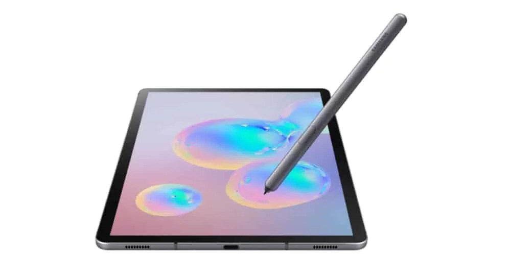 Samsung Galaxy Tab S6 announced: Specs, Features & Price