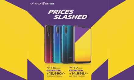 VIVO Y series got price drop for Vivo Y15 & Vivo Y17