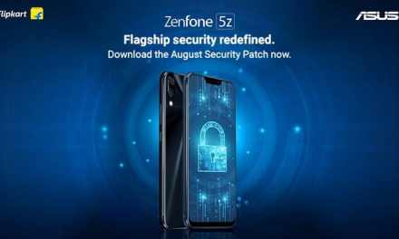 ASUS Zenfone 5z update brings August month Security Patch