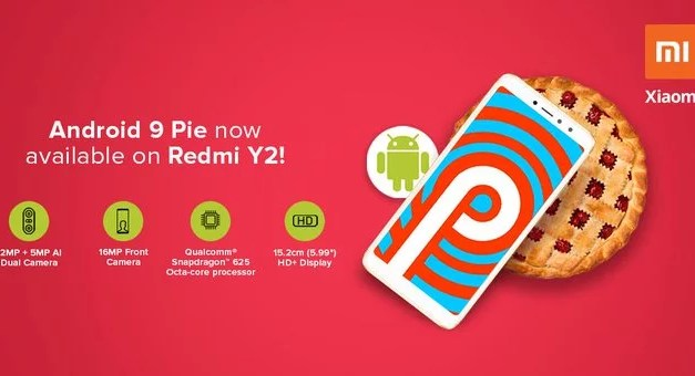 Redmi Y2 Android Pie update started to roll out: How to Update?