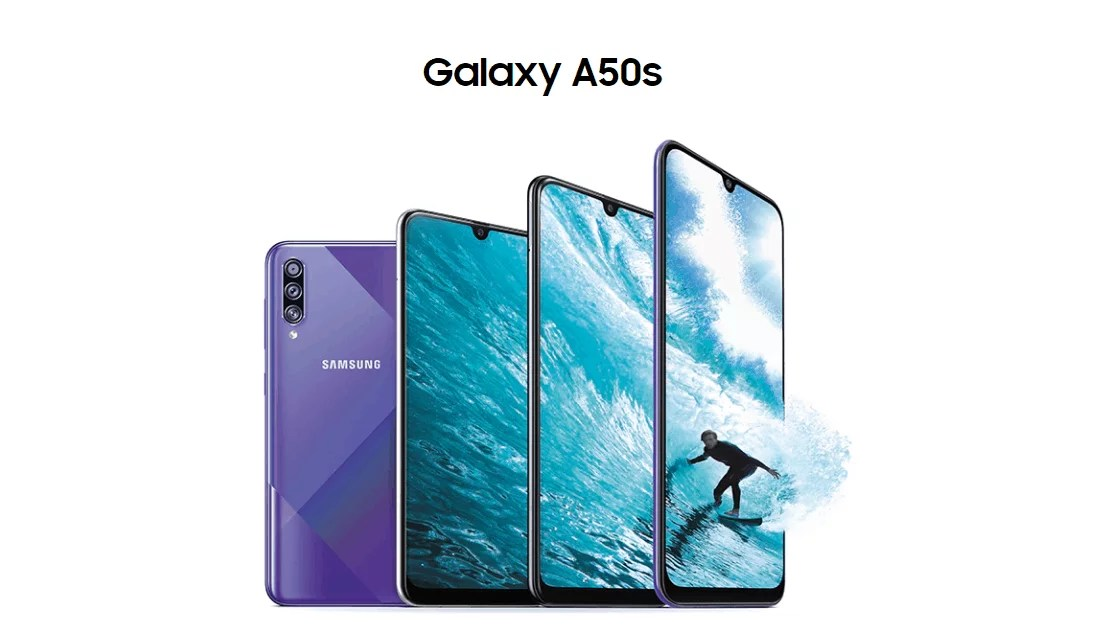 Samsung Galaxy A50s price in India at Rs. 22,999: Full Specs, features