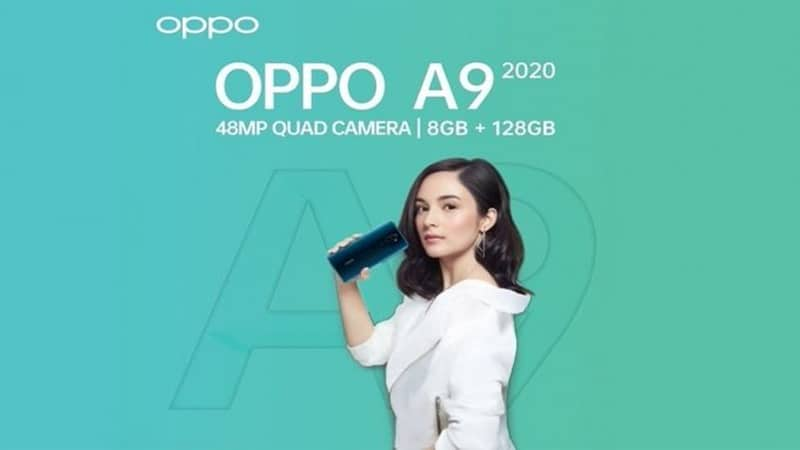OPPO A9 2020 Specs reveal 48MP Quad camera, Snapdragon 665 & 5000mAH battery