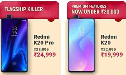 Redmi K20 Pro, K20 & Note 7s got price drop at Flipkart Big Billion Days