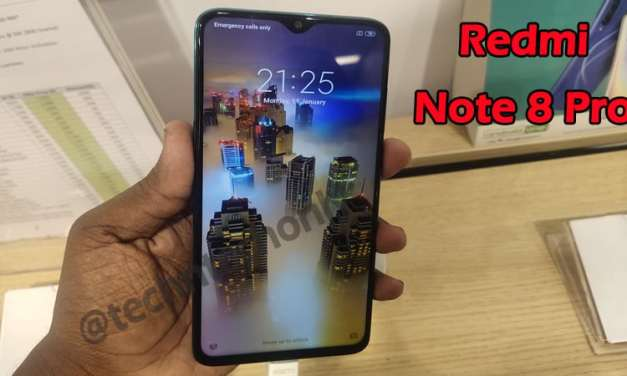 Redmi Note 8 Pro Hands-On Initial Impression: Solid Midrange Smartphone