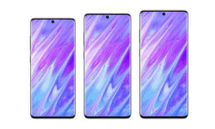 Samsung Galaxy S11 series will have curved-edge displays & 5G support