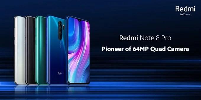 Redmi Note 8 Pro Electric Blue Colour Variant Launched Techntech