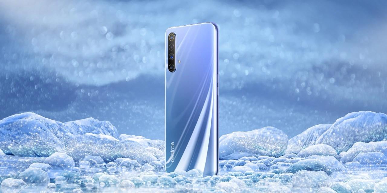 This is Realme X50 – 5G connectivity, side-mount fingerprint sensor & Snapdragon 765G Processor