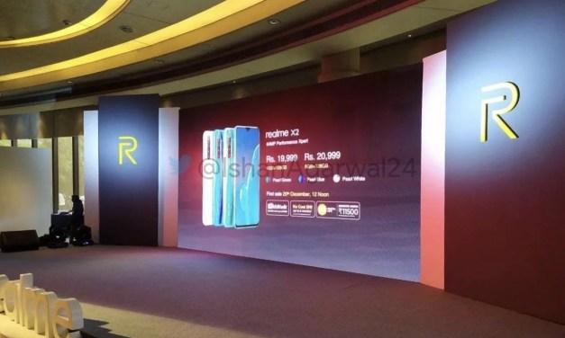 Realme X2 Expected Price in India: 6GB + 128GB & 8GB + 128GB