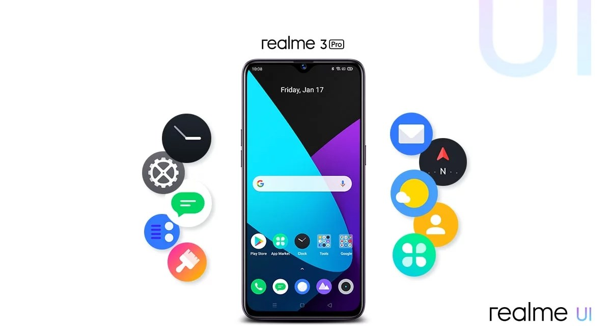 Realme 3 Pro realme UI update based on Android 10 rollsout – Full Changelog