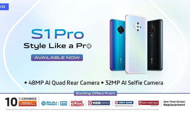 Vivo S1 Pro Price & Full Specifications