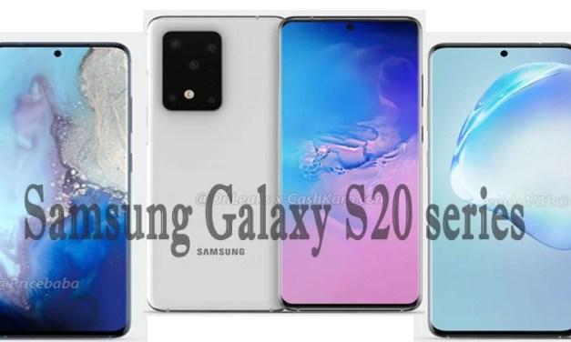 Samsung Galaxy S20, S20 Plus & S20 Ultra sports with 120Hz Display