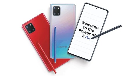 Samsung Galaxy Note 10 Lite Specification – 3.5mm Audio Jack, S-Pen, SD card support