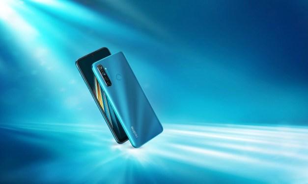 Realme 5i Specifications – Quad Cameras, 5000mAH Battery, 6.5-inch Notch Display