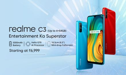 Realme C3 Price, Specs & Features