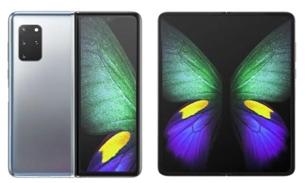 Samsung working on Under Display camera in Galaxy Z Fold 2