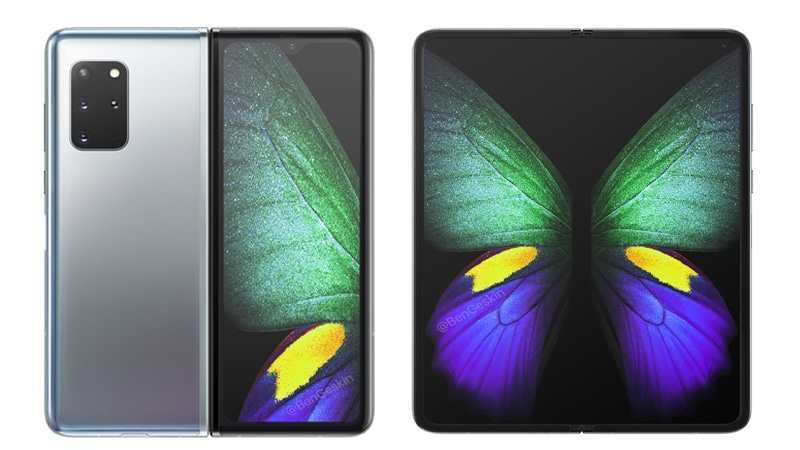Samsung working on Under Display camera in Galaxy Z Fold 2