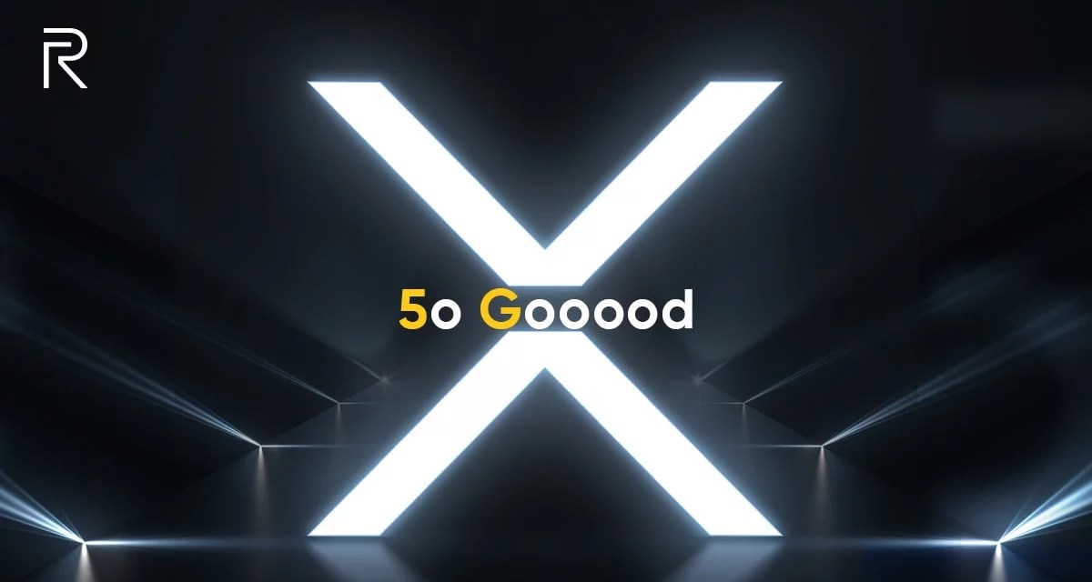 Realme teases Realme X50 5G launch in India