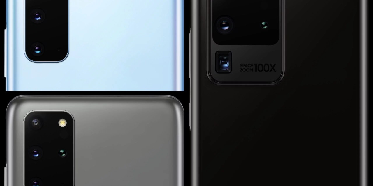 Samsung Galaxy S20, S20 Plus & S20 Ultra Camera Features