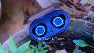 ptron bassbuds charging case
