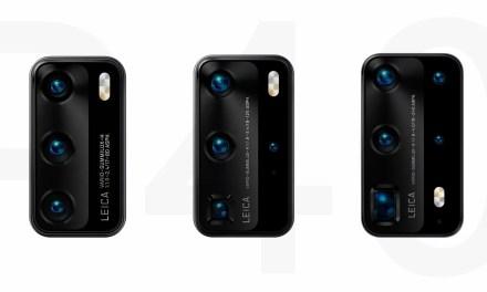 Huawei P40 Pro, P40 Pro Plus & P40 Camera Specs details