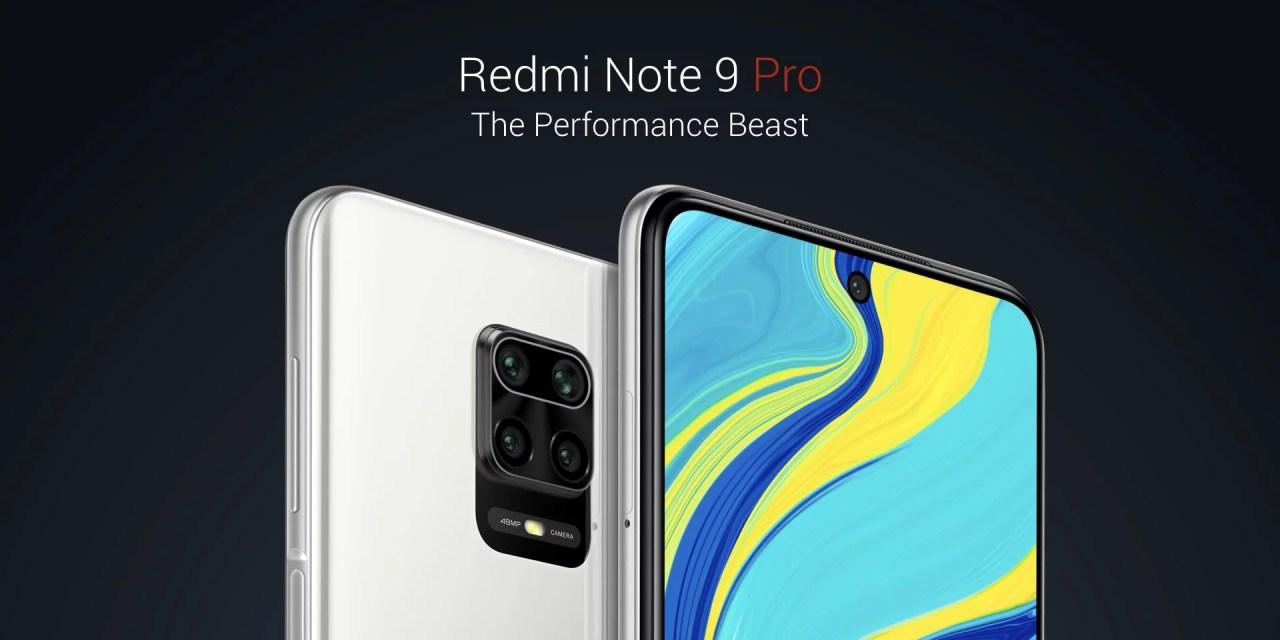 Redmi Note 9 Pro & Redmi Note 9 Pro Max Price details