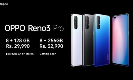 Oppo Reno 3 Pro Price in India & Offers