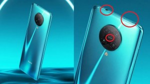 redmi k30 pro first look, features
