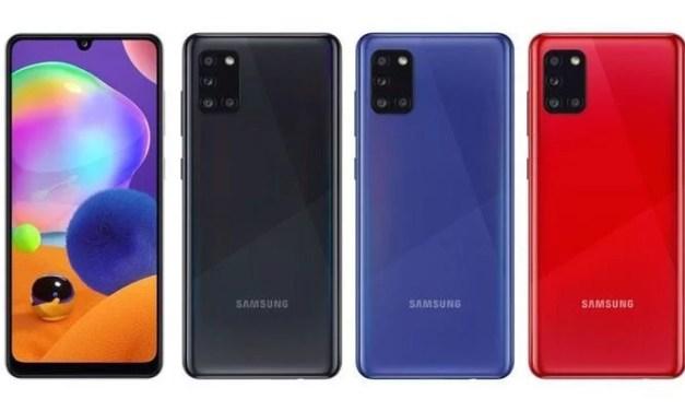 Samsung Galaxy A31 features 6.4-inch sAMOLED display, 48MP Quad cameras