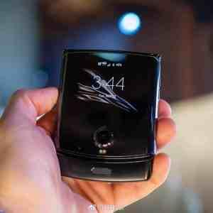 Motorola razr launch date