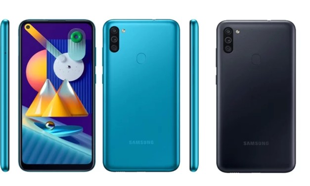 Samsung Galaxy M11 & Galaxy M01 launch in India on 2nd June